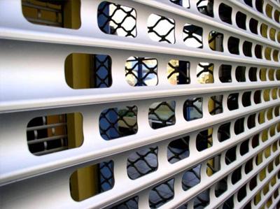 Kraty rolowane – aluminiowe - Bielsko Biała