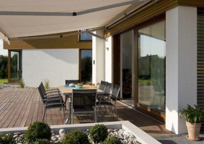 Markiza balkonowa-poręczowa Italia - Bielsko Biała